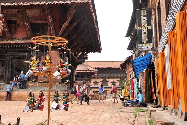 Basantapur Durbar Square