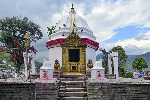 classic trip to nepal