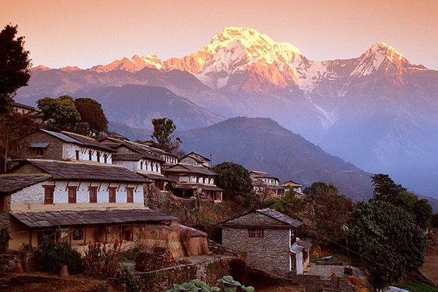 Dhulikhel Nepal - family tour in nepal