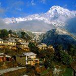 Ghandruk trekking from Pokhara Nepal
