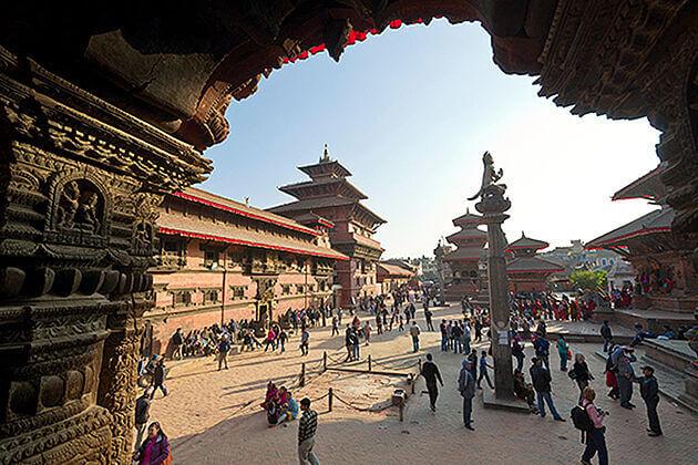 Kathmandu Valley Stopover Tour – 4 Days