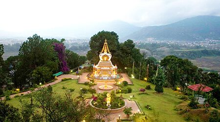 nepal tour itinerary packages with kathmandu