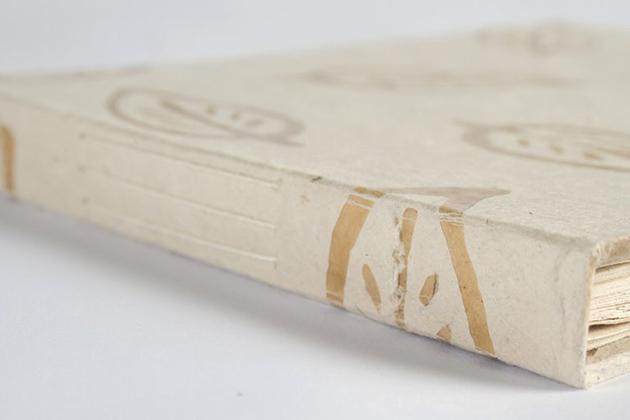 Handicraft Nepal souvenir - Lokta Paper