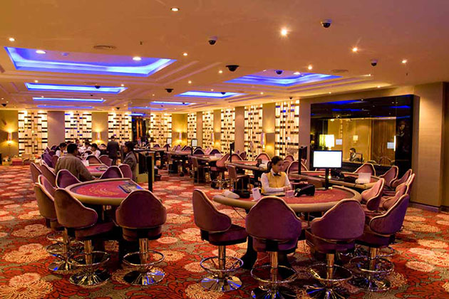Nepal Casino Nightlife