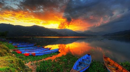 Nepal Sunrise & Sunset Tour – 7 Days
