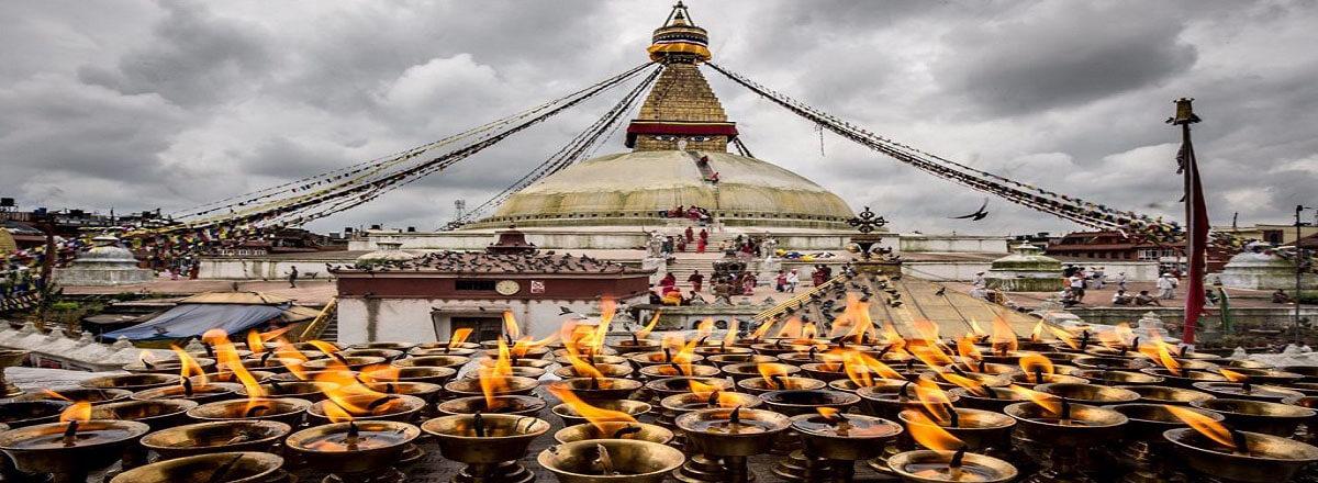 Nepal world heritages