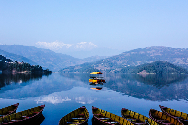Pokhara - best nepal classic trip