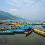 Row Boat in Phewa Lake