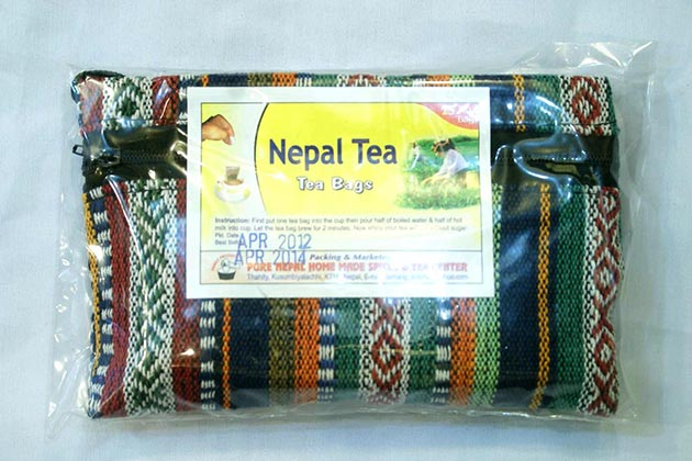 Things to Buy in Nepal - Tea Bag