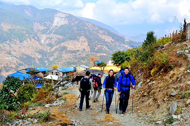 Tolkha Trekking Nepal - 	adventure tour packages in nepal