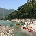 nepal rafting - nepal adventure