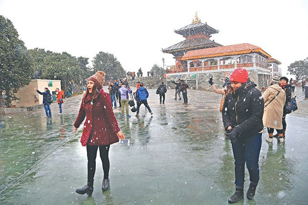 winter - best time visit nepal tours