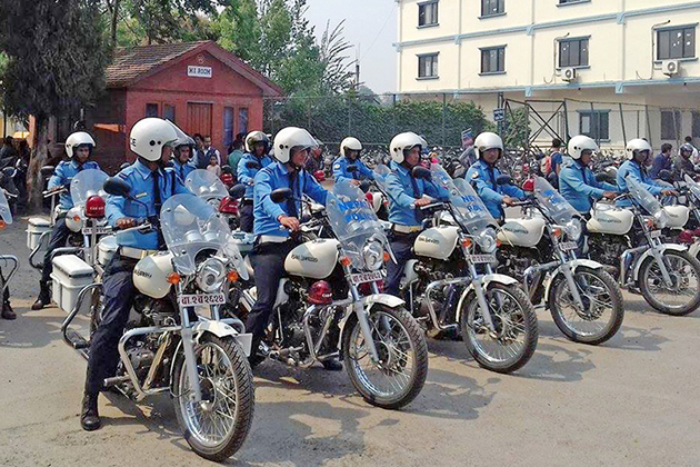 Efforts To Make Traffic In Nepal Better