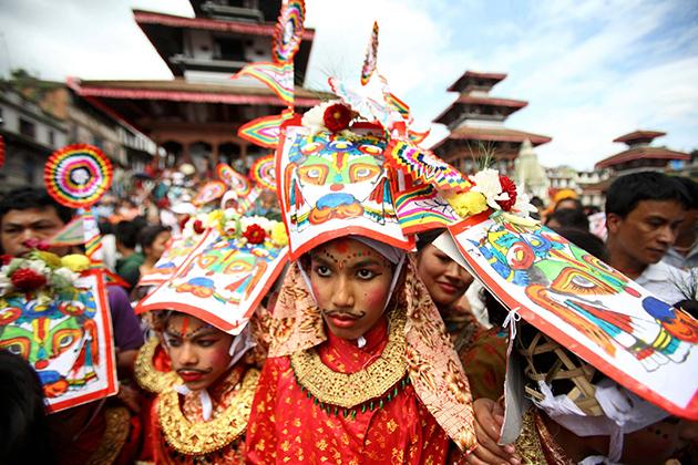 Gai Jatra - An Unconventional Festival in Nepal