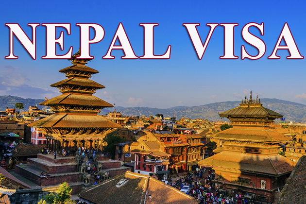 How To Get A Nepal Visa-On-Arrival