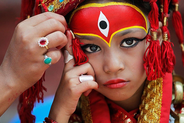 Kumari – The Living Goddess of Nepal | How to Choose