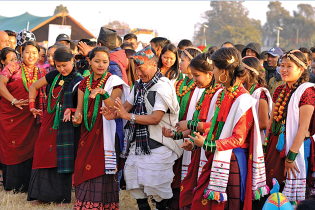 Lhosar - Nepal New Year Festival