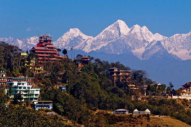 Nagarkot - Places to see in Nepal