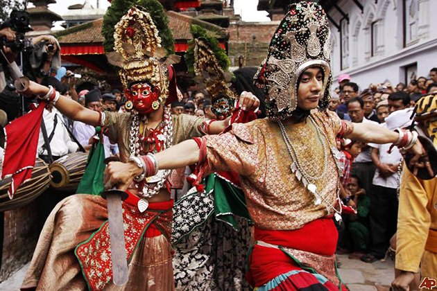 Nepal Festivals – Top 10 Major Festivals In Nepal