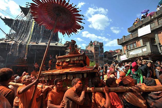 Nepali New Year Festival