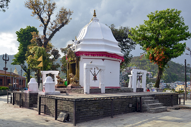 Things To Do and See In Nepal - Bindhyabasini Temple