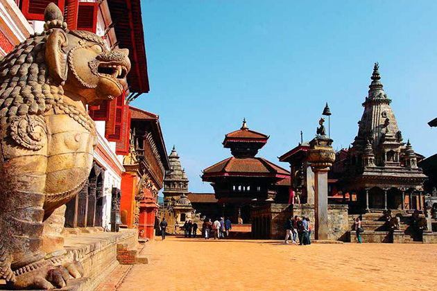 Things To Do and See In Nepal - Kathmandu Durbar Square