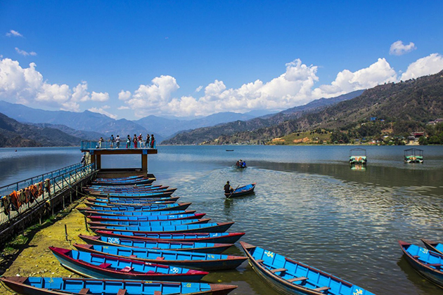 Things To Do and See In Nepal - Phewa Lake