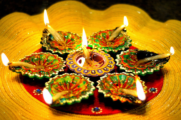 Tihar - Deepawali Or Dewali - The Shining Festival in Nepal