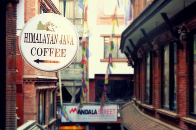 Himalayan Java Coffee Kathmandu