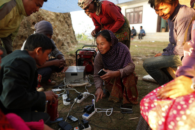 Internet Access in Nepal
