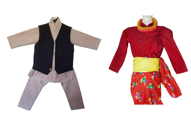 National Dress of Nepal