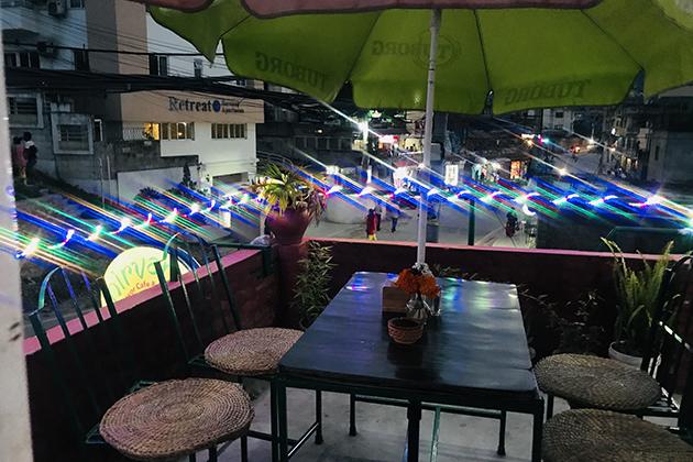 Nirvana Cafe and Restaurant Kathmandu