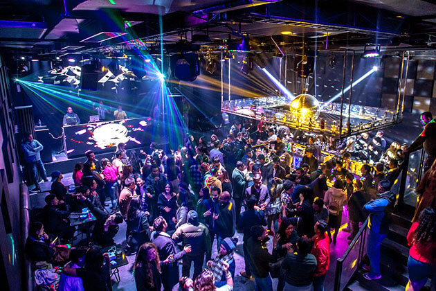 Purple Haze is the best night clubs in kathmandu