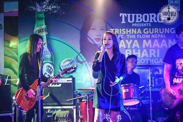Shisha Lounge - best nepal night clubs