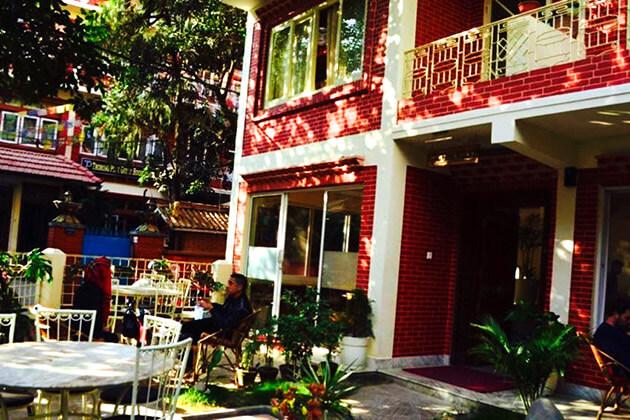 kathmandu coffee shop