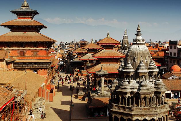 Kathmandu Durbar Square nepal