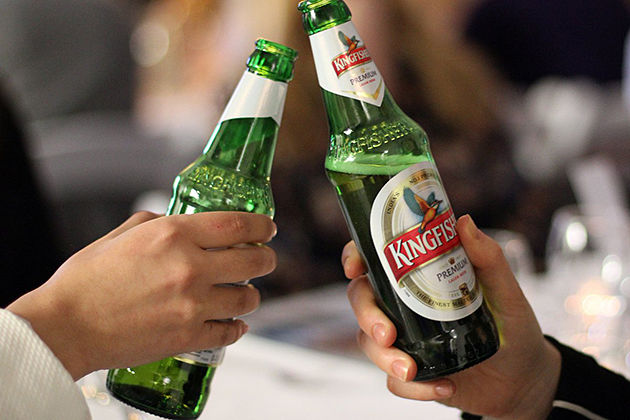 Kingfisher Beer - Nepal Foreign Beer