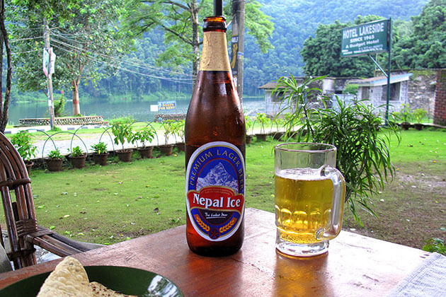 Nepal Ice is Nepal beers