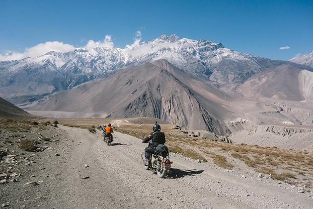 Nepal itineraries - motorbike_opt