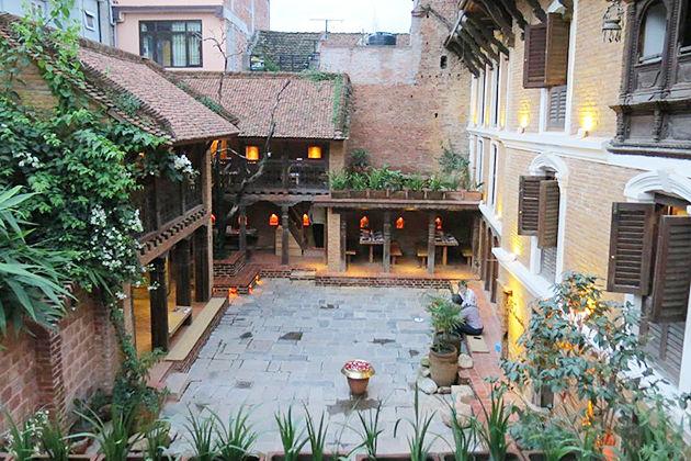 Patan nepal tour itinerary