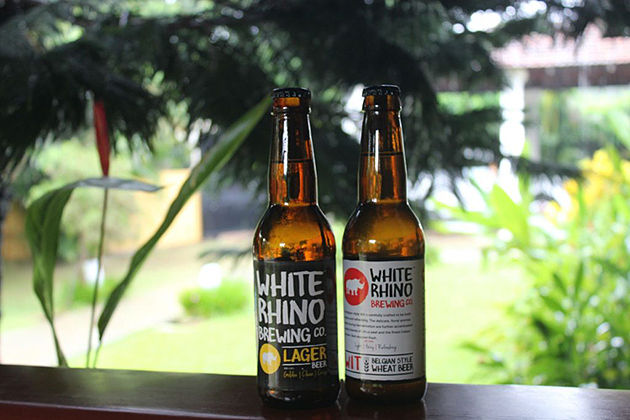 White Rhino - Nepal International Beer