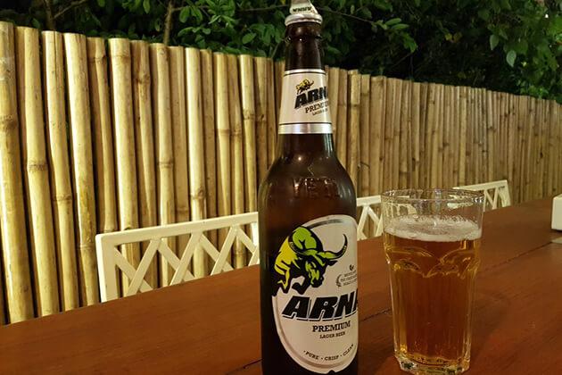 arna beer - nepal beer price