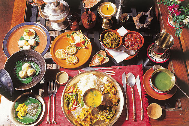 The Best 10 Food of Nepal