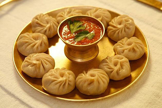 momo nepal traditional dish