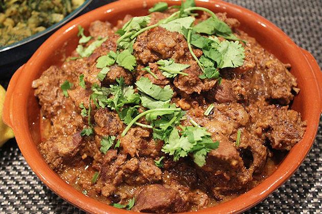 nepal food gorkhali lamb