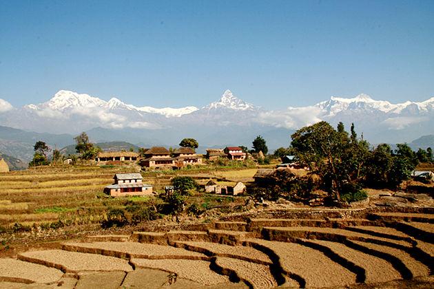 panchase lekh - nepal tour