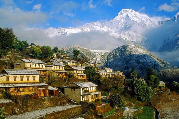 pokhara - nepal tour itineraries