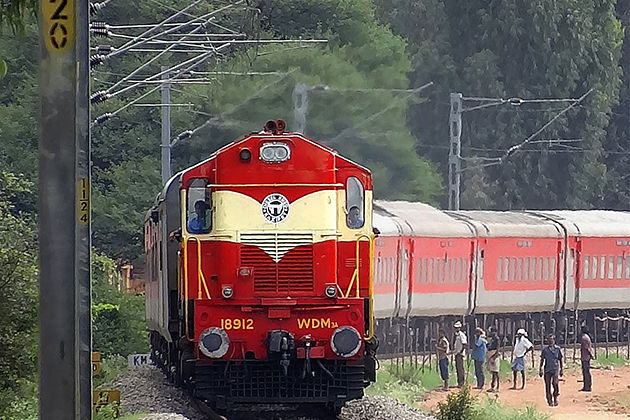 train - nepal railway transport