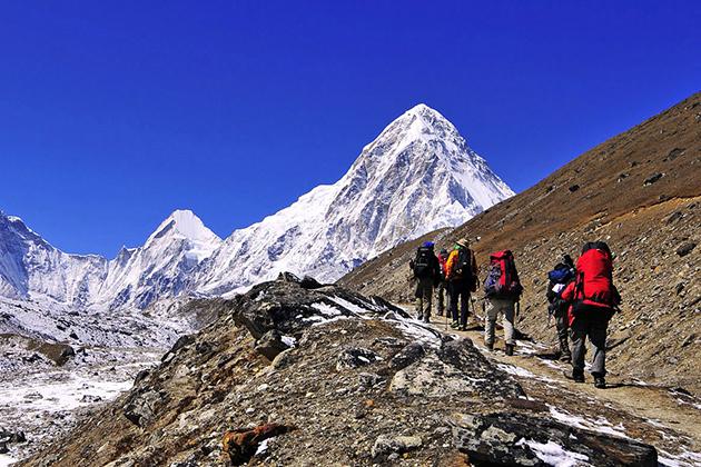 trekking - nepal tour itineraries