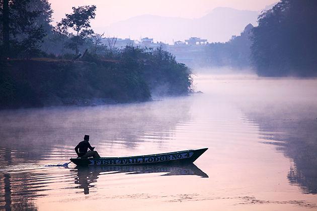 water transportation nepal